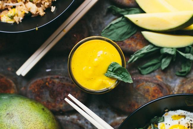 Mango Basil Hot Sauce | Saucy Sunday