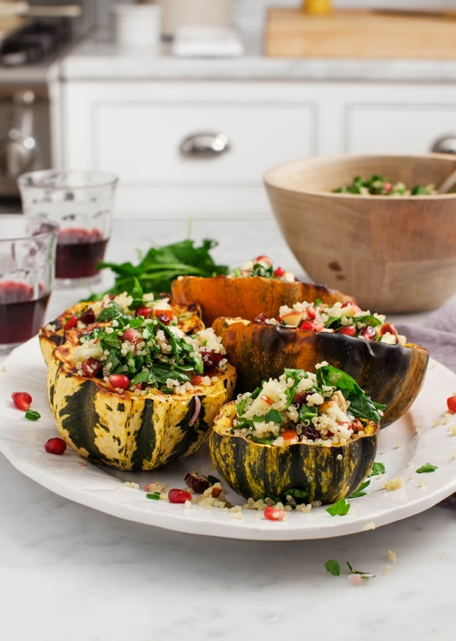 25 Health-ier Thanksgiving Recipes that Everyone Will Love | Brewing Happiness