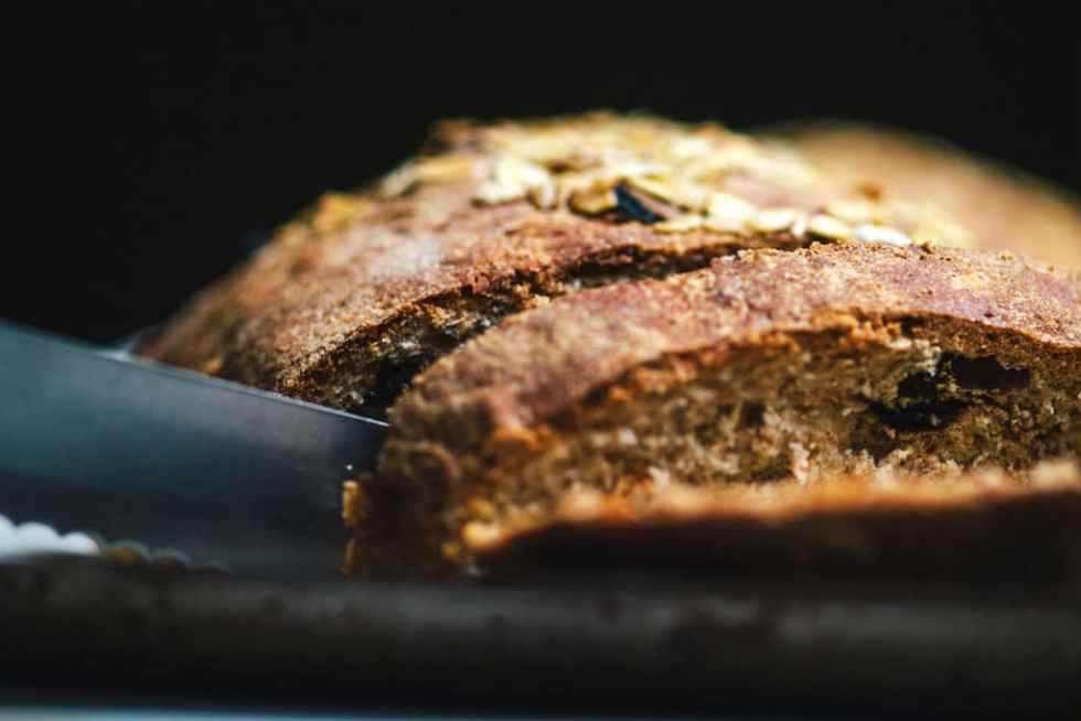 Whole-Wheat Muesli Bread + Vegetarian Heartland Cookbook | Brewing Happiness