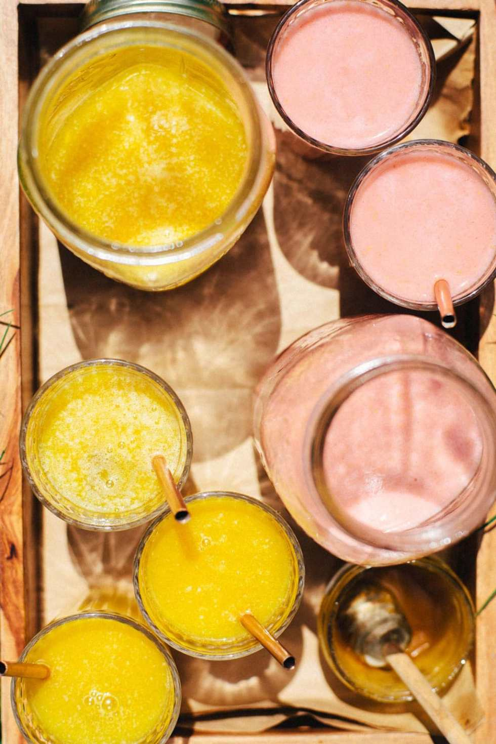 5 Minute Faux Kombucha | Brewing Happiness