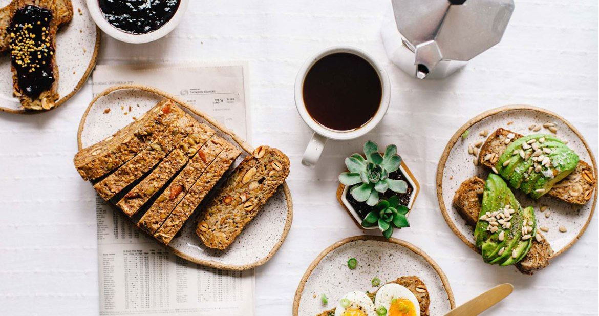 Sprouted Nut and Seed Loaf   Brewing Happiness