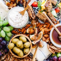 California Dreaming Cheese Board   Brewing Happiness
