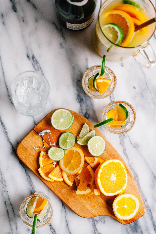 brunch mimosas