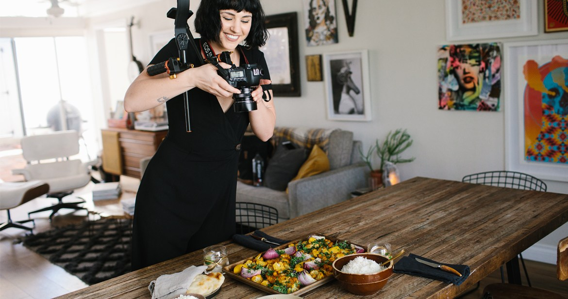 DIY Food Videography Courses | Brewing Happiness