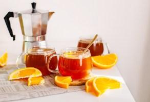 Citrus Espresso Tonic
