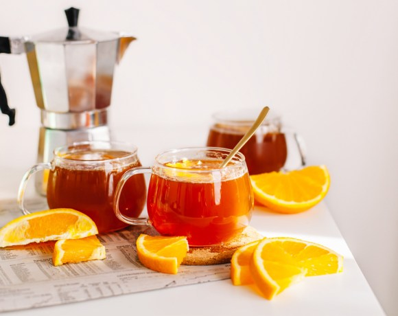 Citrus Espresso Tonic + VIDEO