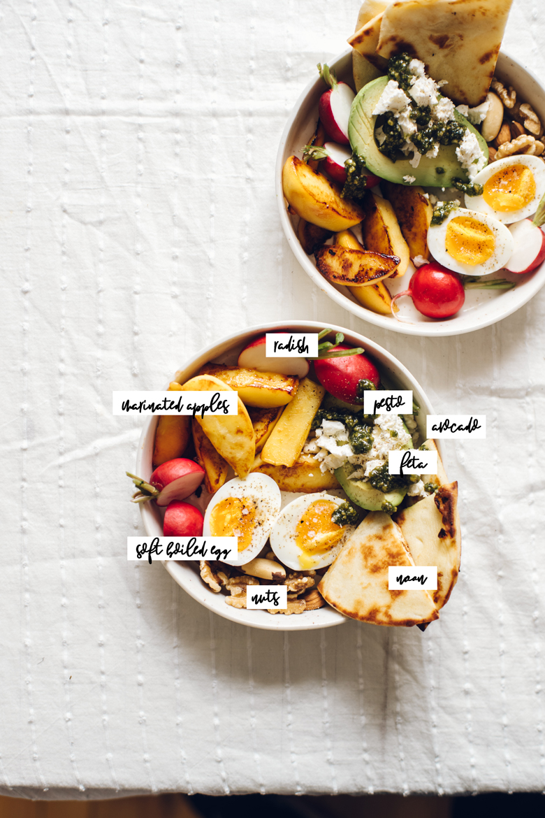 autumn glory power snack plate ingredients