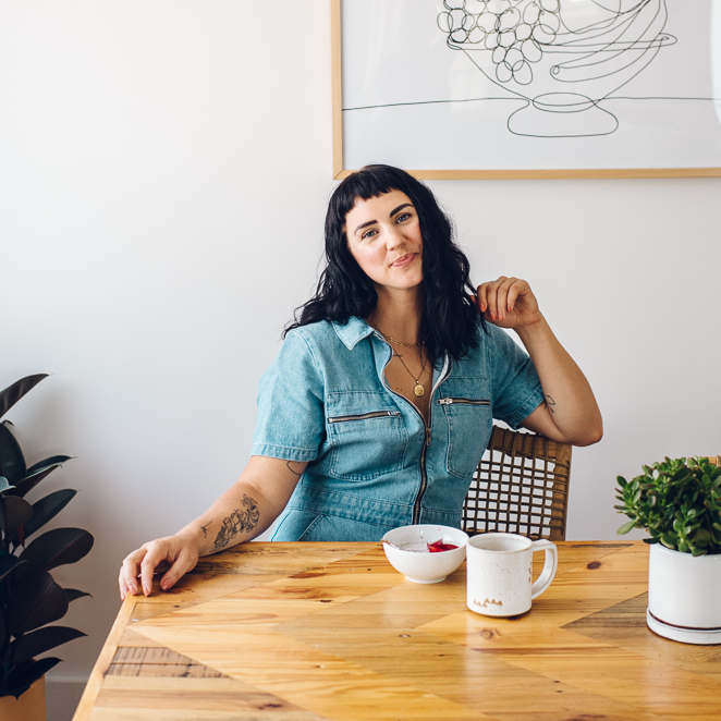Haley Hunt Davis of Brewing Happiness