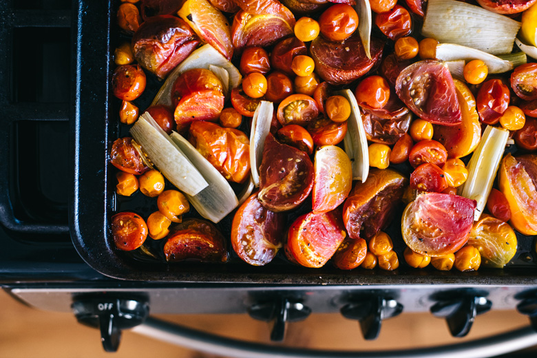 roasted tomato and fennel