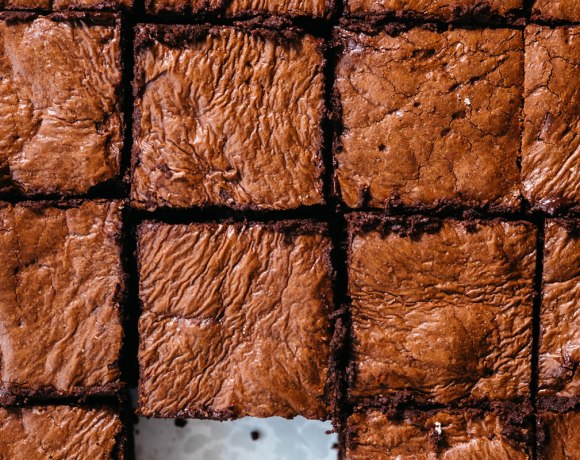 Fudgy Grain Free Brownies   Brewing Happiness