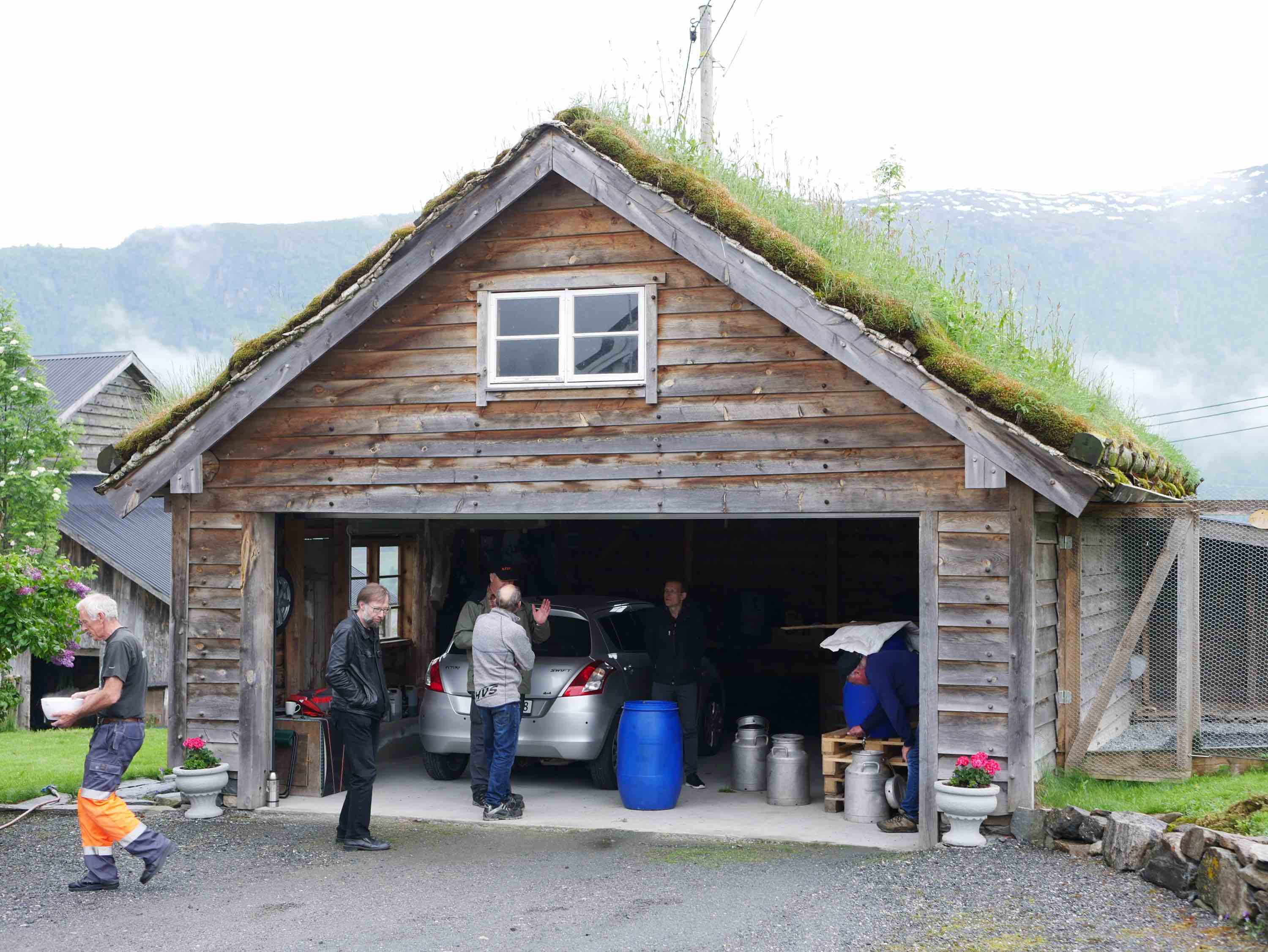 Brewing Norwegian Farmhouse Ale in Hornindal on norwegian apartment, norwegian homestead, norwegian outhouse, norwegian open sandwich, norwegian farm life,