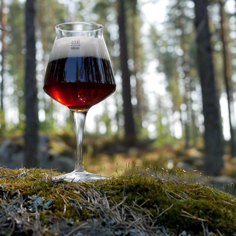Brewing Nordic Rongoteus rye beer recipe