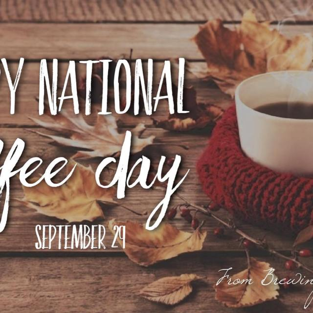 Wooohooo its Friday and its National Coffee Day! nationalcoffeeday
