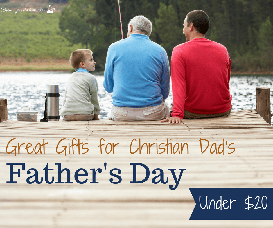 Christmas Gifts For Dad 2018.Great Gift Ideas For Christian Dad S Under 20 Father S