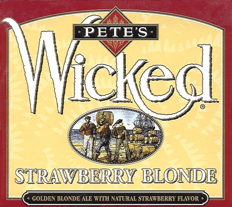 Wicked Petes Discontinued Blonde Strawberry