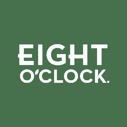 Eight O'Clock coffee logo