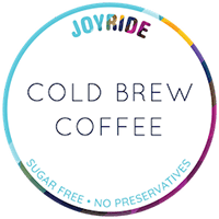 JOYRIDE Cold Brew Coffee RTD