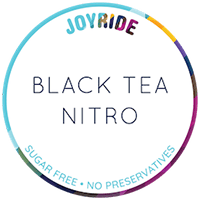 Joyride Black Tea Nitro graphic