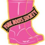 Logo image of Pink Boots Society