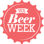 Logo of W.A. Beer Week