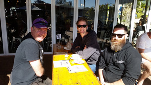 Matt & Pete caught up with Josh Collins at his Black Bunny Kitchen.
