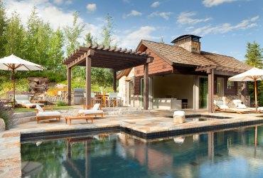 Brewster McLeod Architects - Hill Cabana Aspen