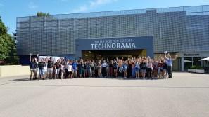 Exkursion Technoram