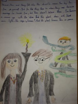 Harry Potter Project