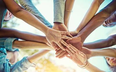 Gemeinsam sind wir stärker