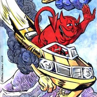"""Hot Rod Devil"""