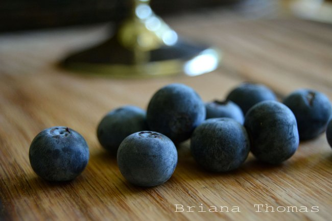 Lactofermented Blueberry Preserves