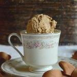 Java Caramel Swirl Ice Cream