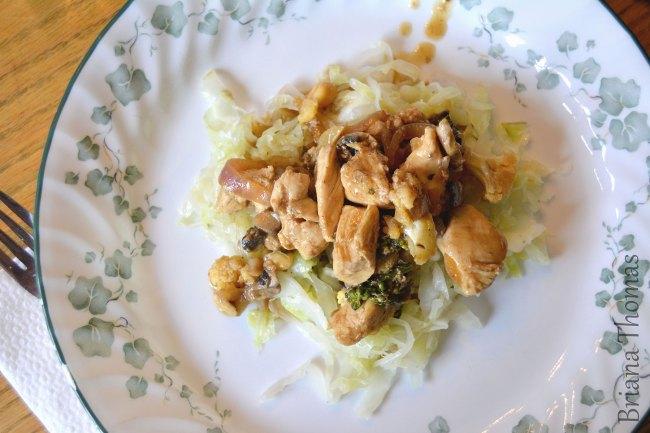 Asian Fettucine
