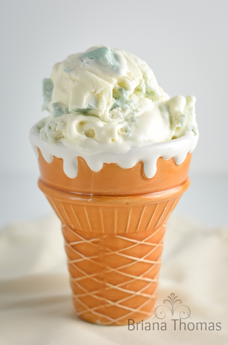 Birthday Cake Ice Cream Briana Thomas