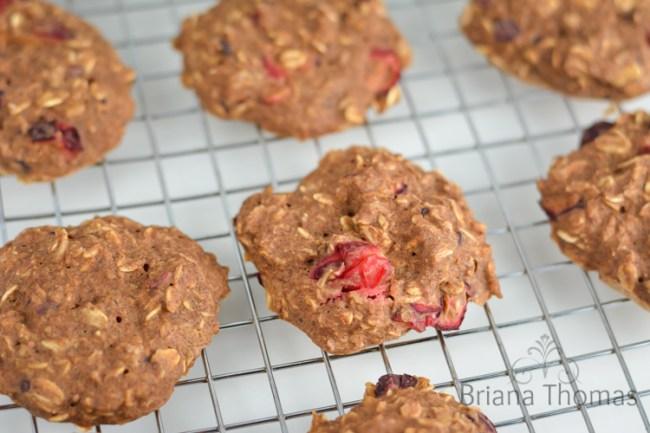 Oatmeal Craisin Cookies