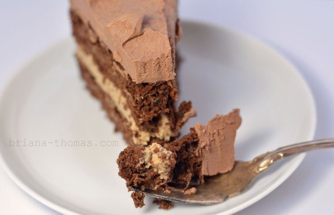 Basic Chocolate Layer Cake