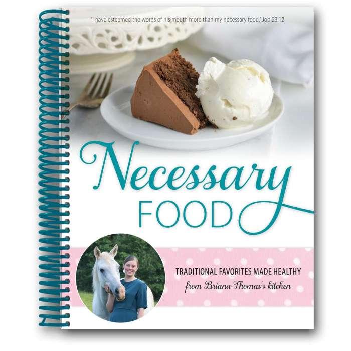 Necessary Food - Briana Thomas