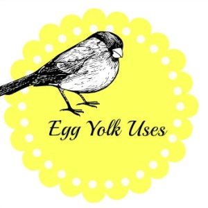 Egg yolk recipes