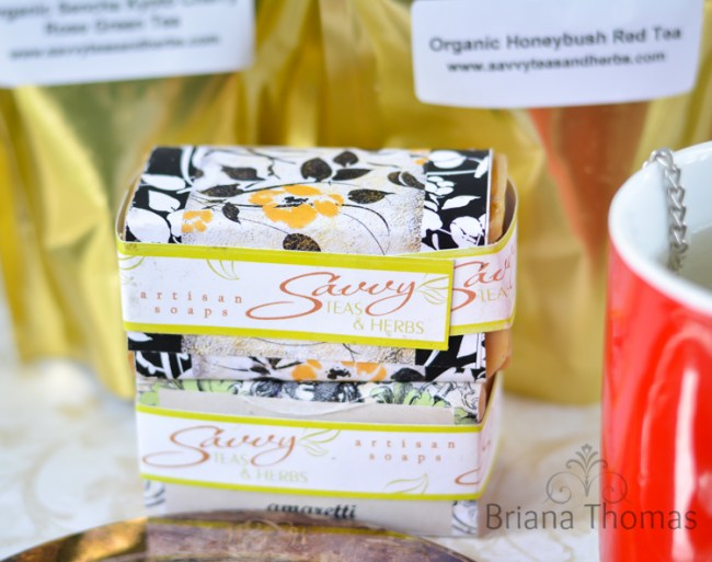 Savvy Teas and Herbs Review and Giveaway