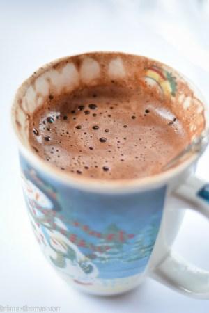 5 Ingredient Hot Chocolate