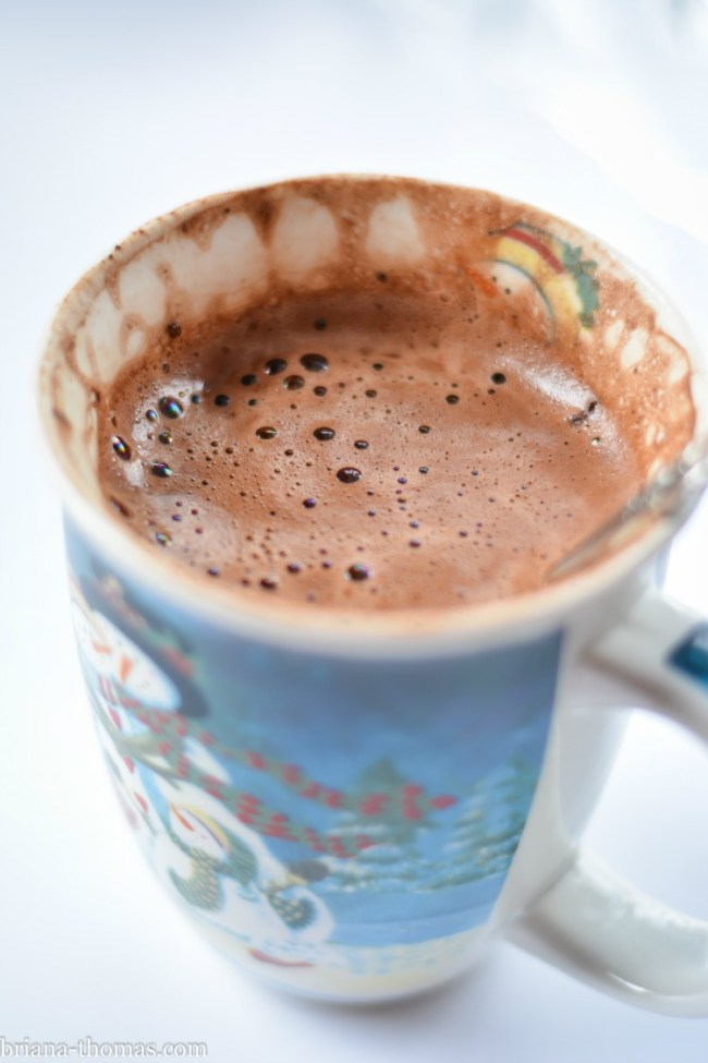 5-Ingredient Hot Chocolate