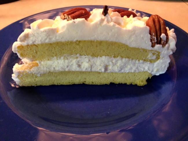 5 Ingredient White Cake