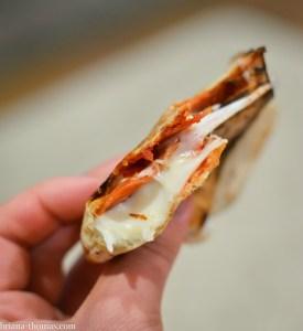Healthy Toaster Pizza Pocket
