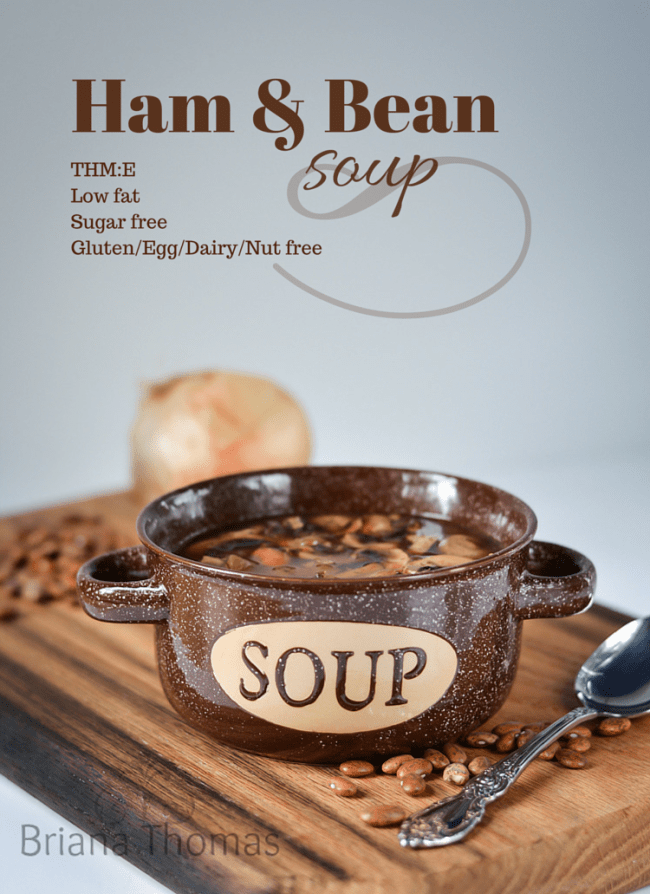 Ham & Bean Soup