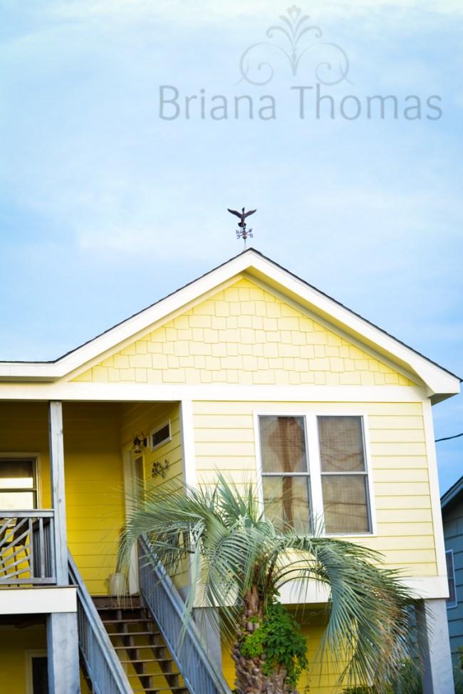 Pictorial Tour of Litchfield Beach, South Carolina