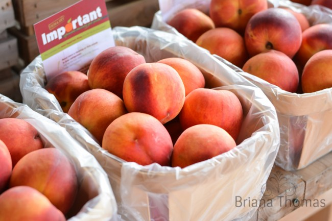 Canned Peaches with No Added Sugar