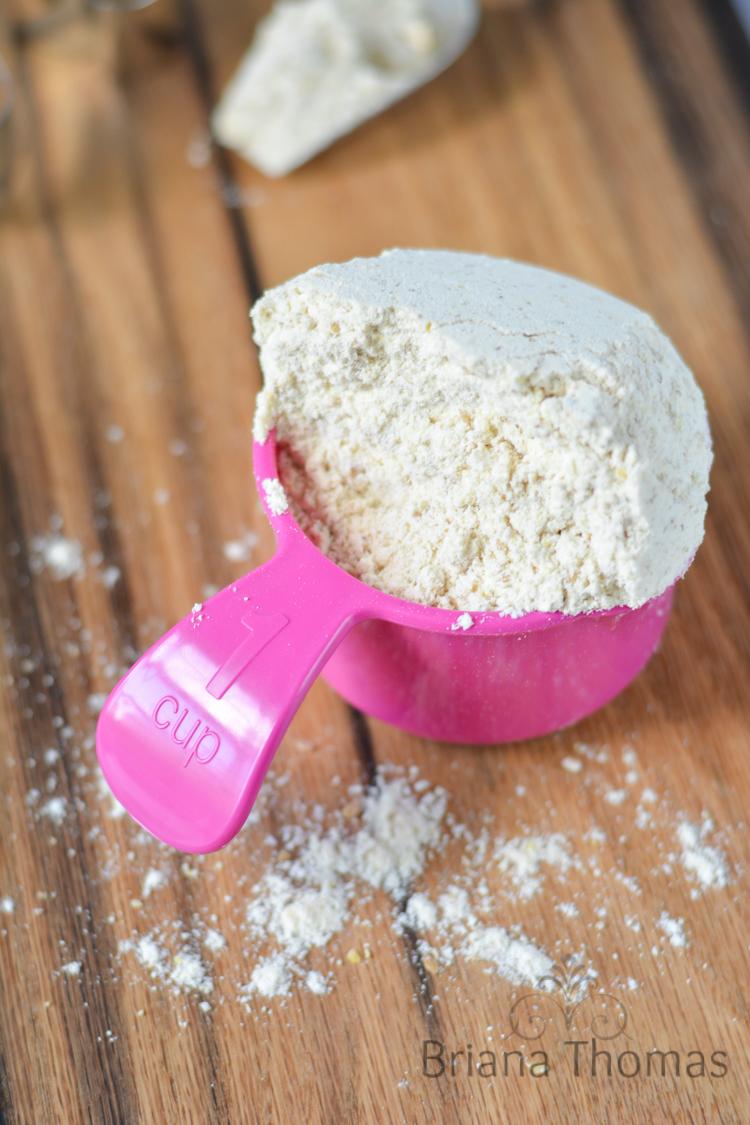 Briana's Baking Mix Recipe