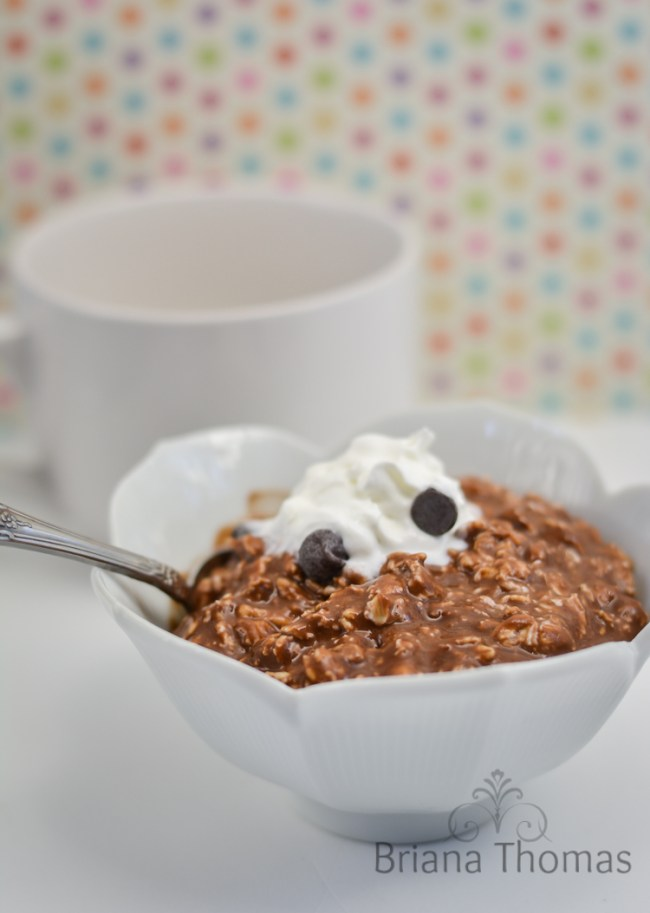 My Fave Overnight Oatmeal