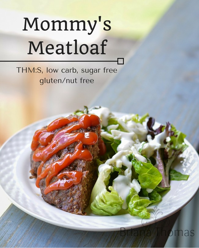 Mommy's Meatloaf