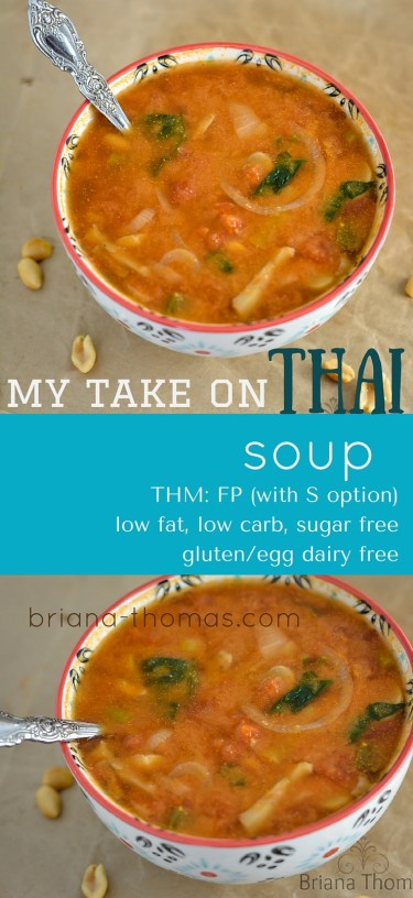 My Take on Thai Soup